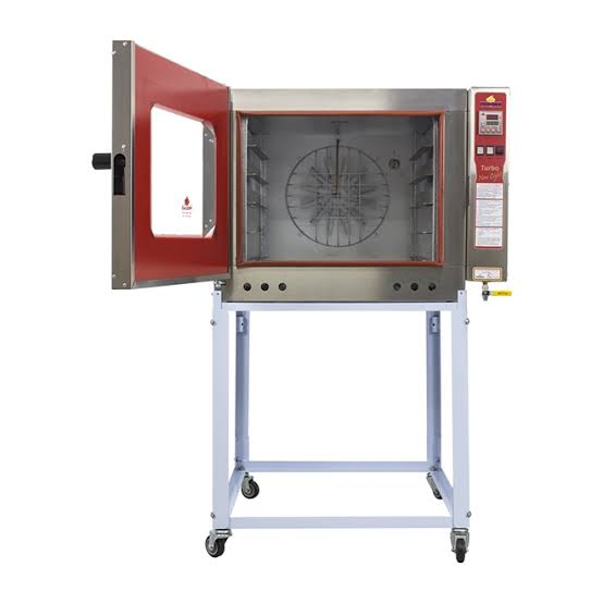 FORNO TURBO 05 ESTEIRAS LIGHT PRP5000 NEW ELET 220V TRIFASICO