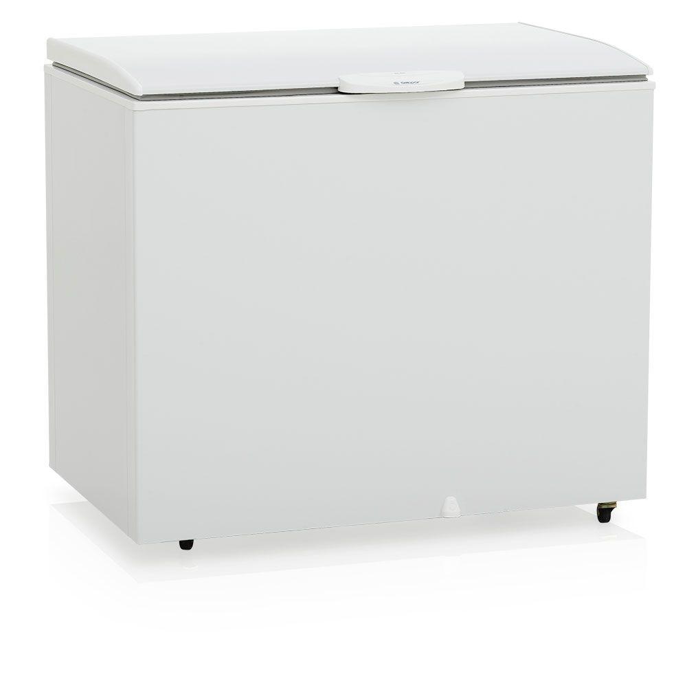 Freezer Horizontal Tampa Cega 306L Ghbs-310E 127V - Gelopar