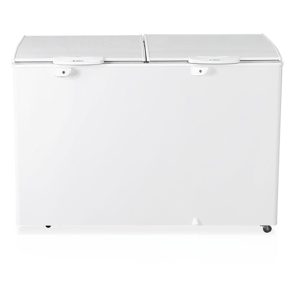 Freezer Horizontal Tp Cega 410L Ghbs-410E 220V - Gelopar