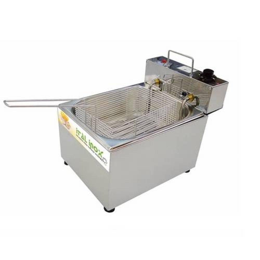 Fritadeira elétrica 1 Cuba 5L 2200W 127V Feoi5 - Ital Inox