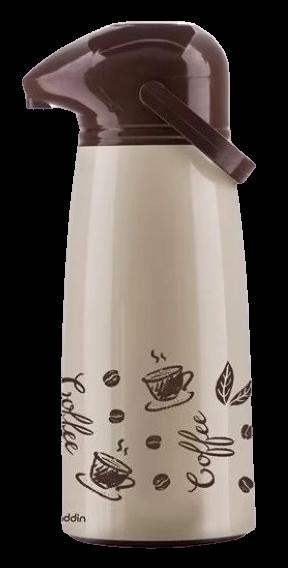 GARRAFA TERMICA 1,8L SUPREMA PRESSAO COFFEE LINE 3703