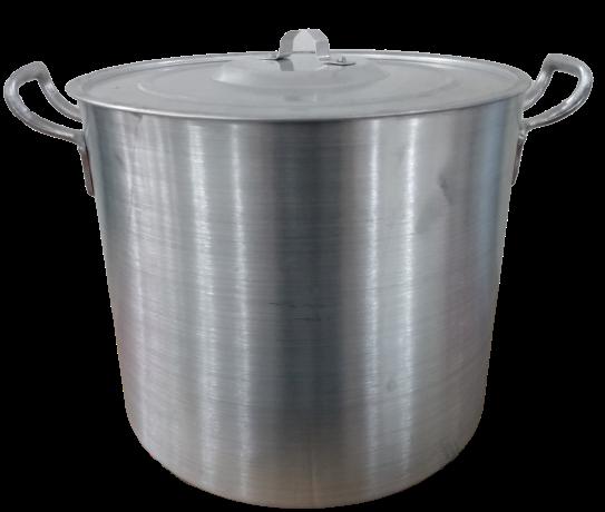 Panela Caldeirao Industrial 30cm 15 Litros Basico Nº30 2555 - Alum. Roque