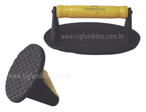 PRENSADOR BIFE PEQ 1KG 83 - RIG FUNDIDOS
