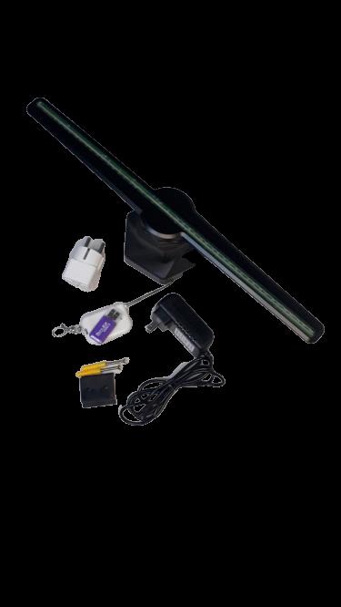 PROJETOR 3D C/WIFI 8357 V&M