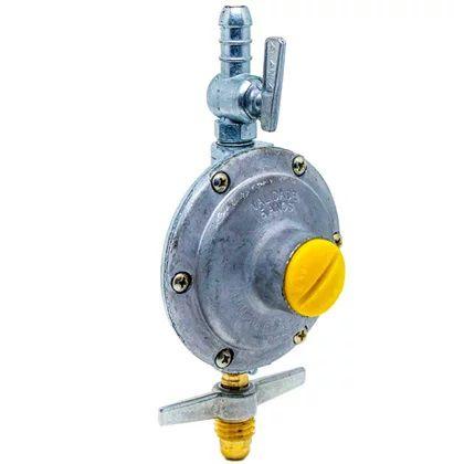 REGULADOR GAS GRANDE BAIXA PRESSÃO 76506/1 2KG/H