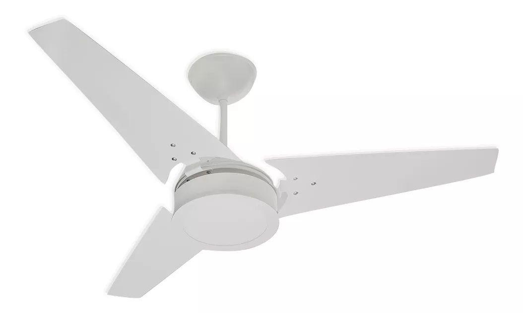 Ventilador Teto Ideal Led Branco 127V 203106 - Venti-Delta
