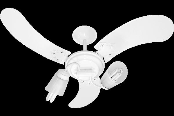 Ventilador Teto New Spot Delta Branco 127V 313100 - Venti-Delta