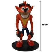 Action Figure Crash Bandicoot 15cm