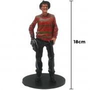 Freddy Krueger Action Figure 18cm A Hora do Pesadelo