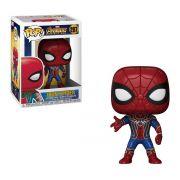 Funko Iron Spider 287 Homem Aranha Vingadores Guerra Infinita