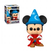 Funko Pop Disney Fantasia 80 Anos Mickey Mouse Feiticeiro 990
