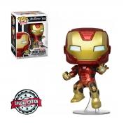 Funko Pop Iron Man 634 Avengers Gamerverse Exclusive