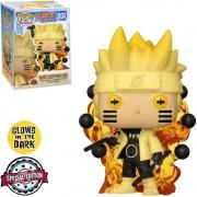Funko Pop Naruto Shippuden Naruto Six Path Sage 932 Edição Especial