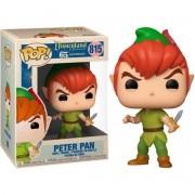 Funko Pop Peter Pan 815 Disneylândia 65 anos