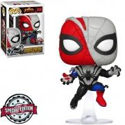 Funko Pop Venomized Spider-Man 598 Maximum Venom Exclusivo
