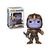 Funko Pop Vingadores Ultimato Thanos 453 Marvel