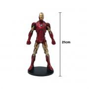 Homem de Ferro Action Figure Estátua 21cm