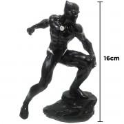 Pantera Negra Boneco Action Figure 16cm