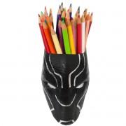 Pantera Negra Porta Objeto Vaso 9cm