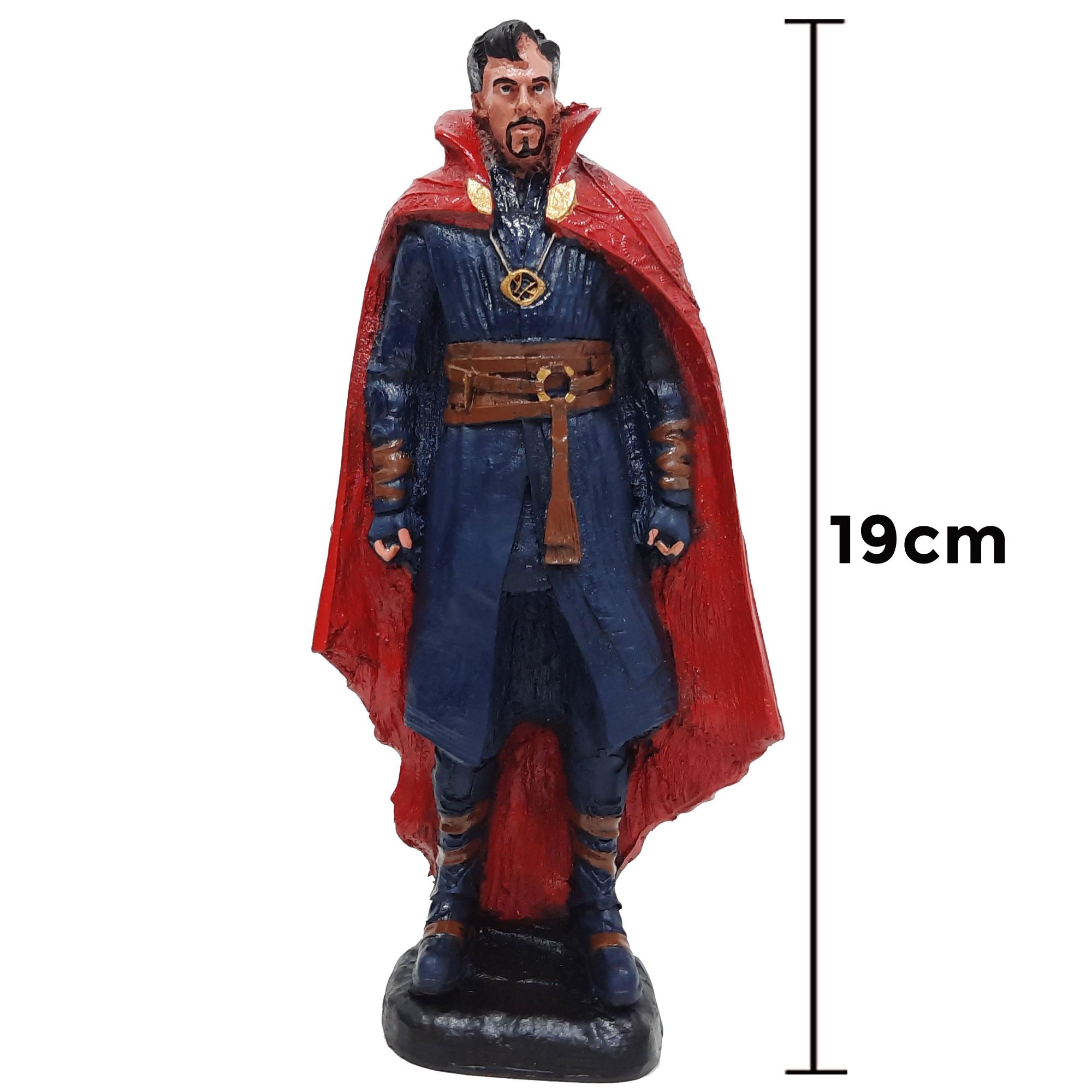 Action Figure Doutor Estranho 19cm