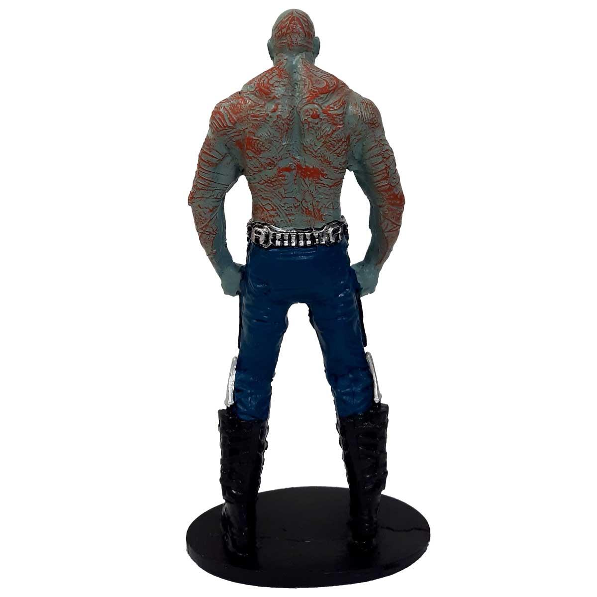 Action Figure Drax O Destruidor Guardiões da Galáxia 19cm