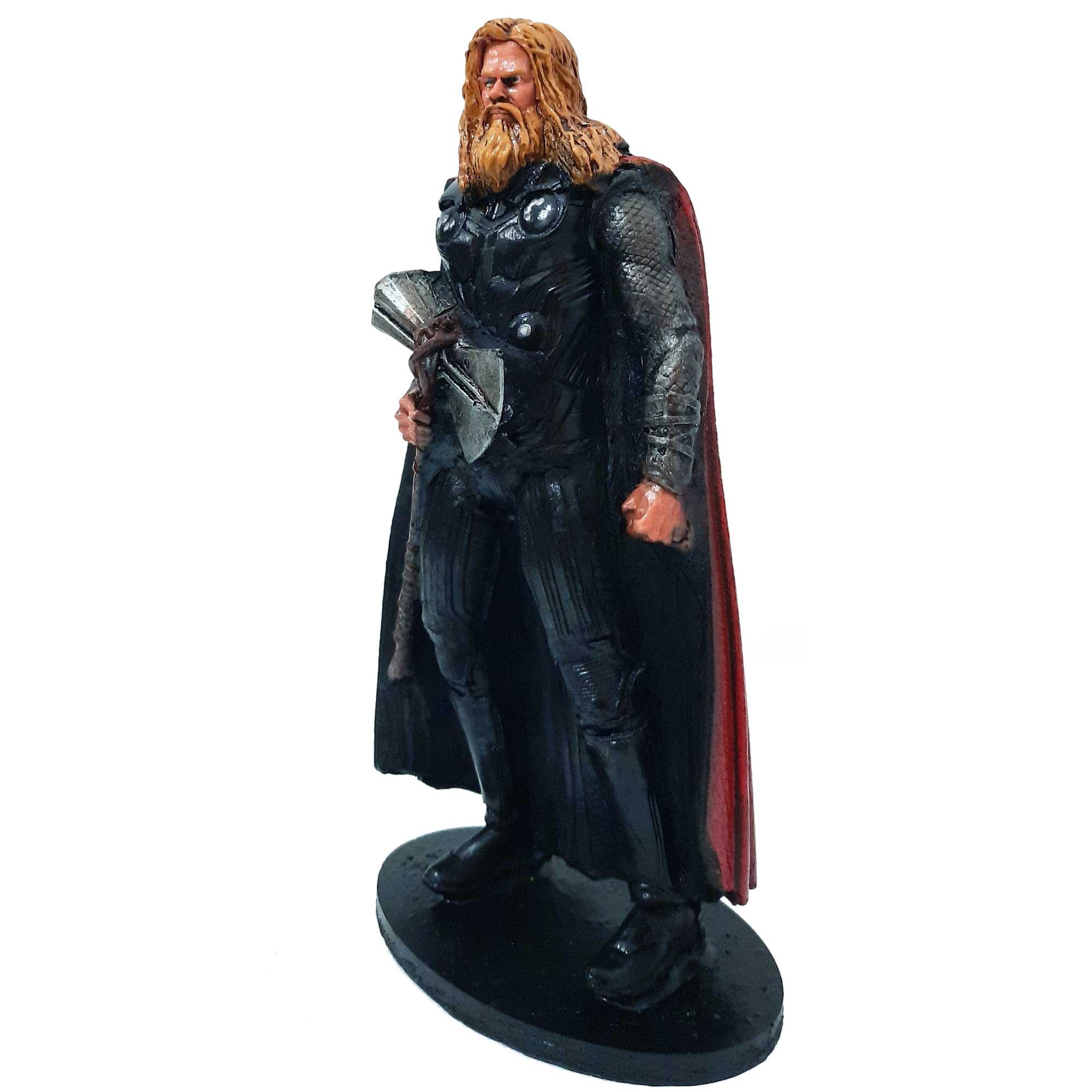 Boneco Thor com Machado Stormbreaker Action Figure 18cm