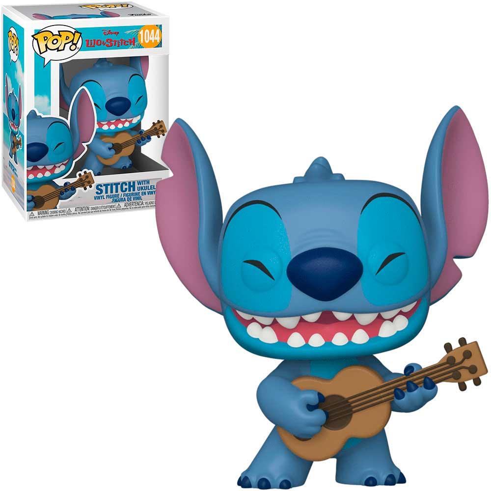 Funko Pop Disney Stitch com Ukulele 1044