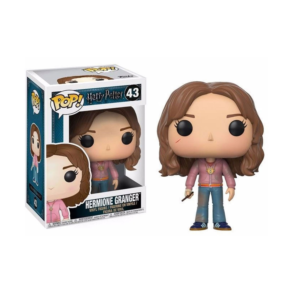 Funko Pop Harry Potter Hermione Granger 43