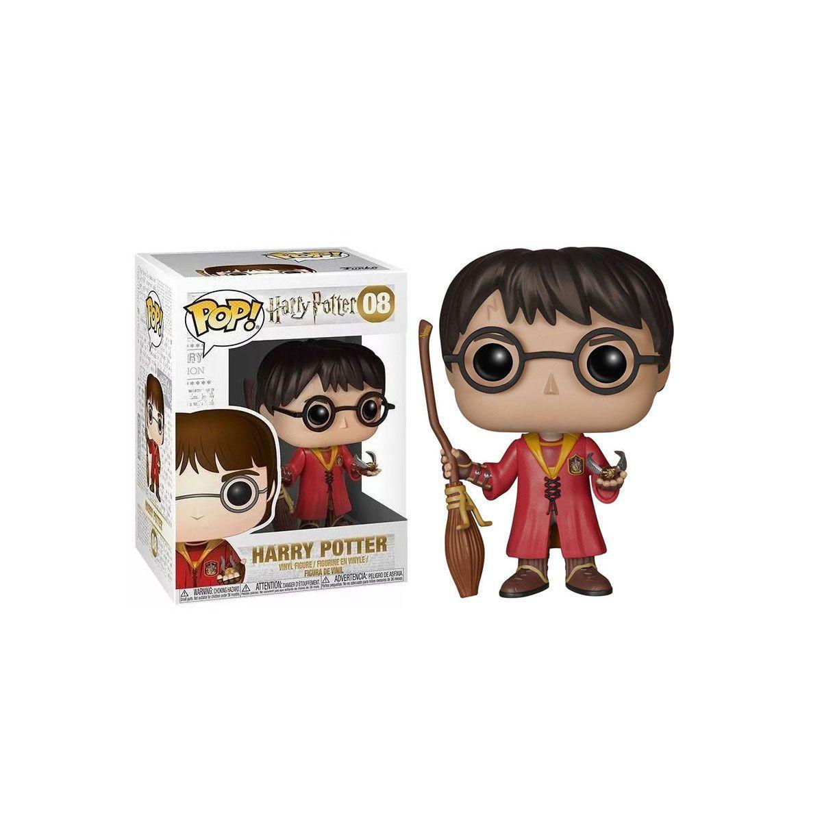 Funko Pop Harry Potter Quadribol 08