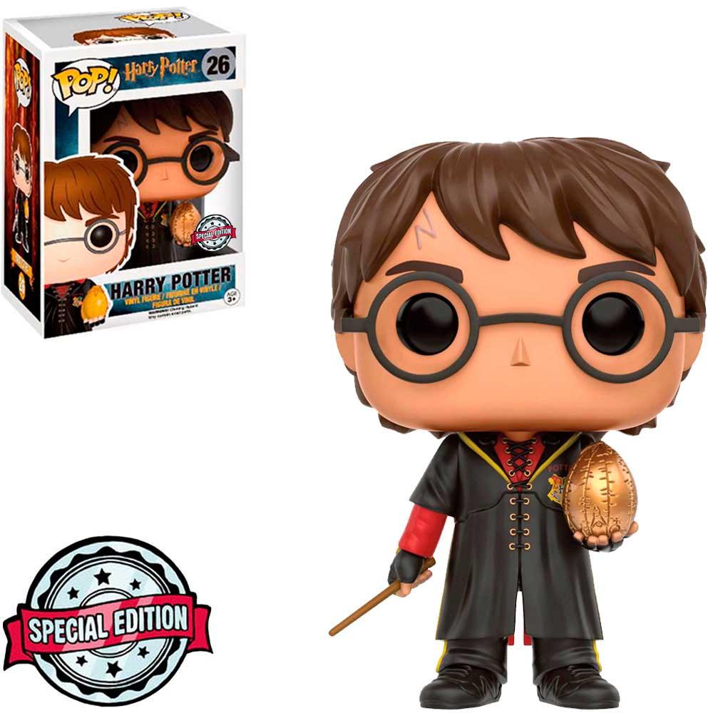 Funko Pop Harry Potter Triwizard 26 Edição Especial