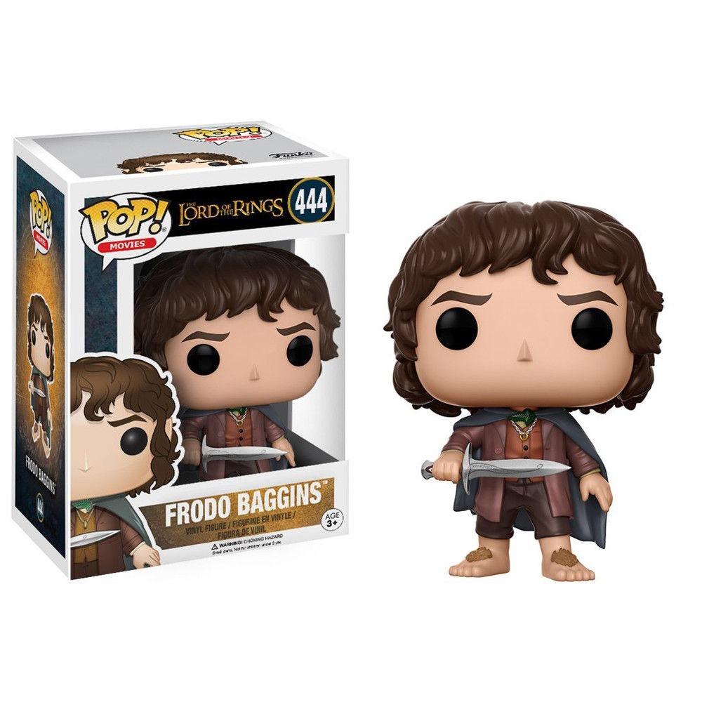 Funko Pop O Senhor dos Anéis - Frodo Baggins 444