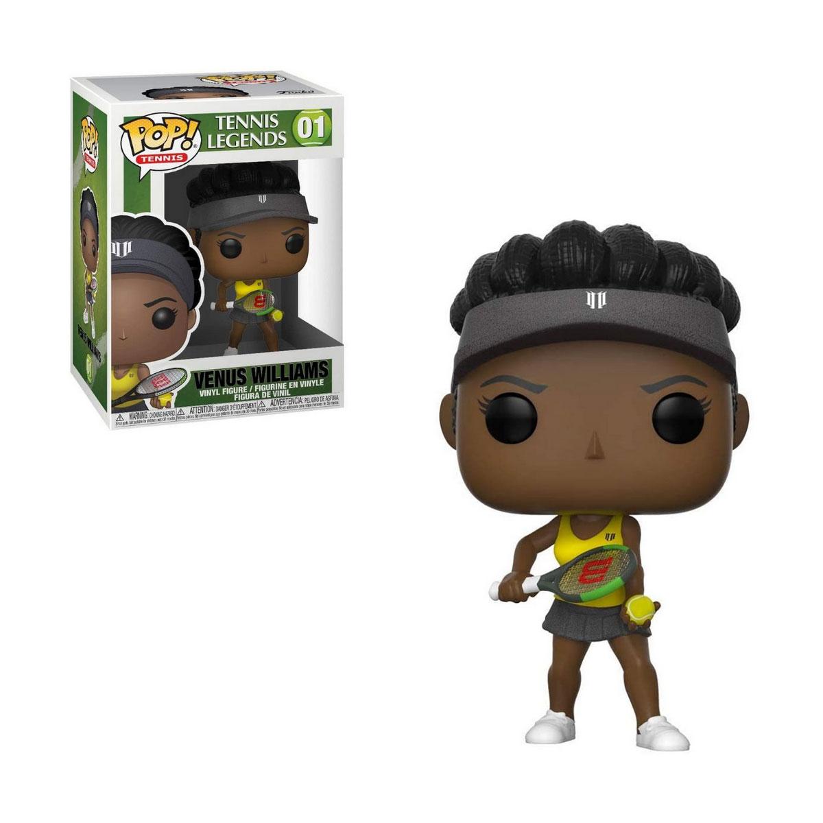 Funko Pop Tennis Legends Venus Williams 01