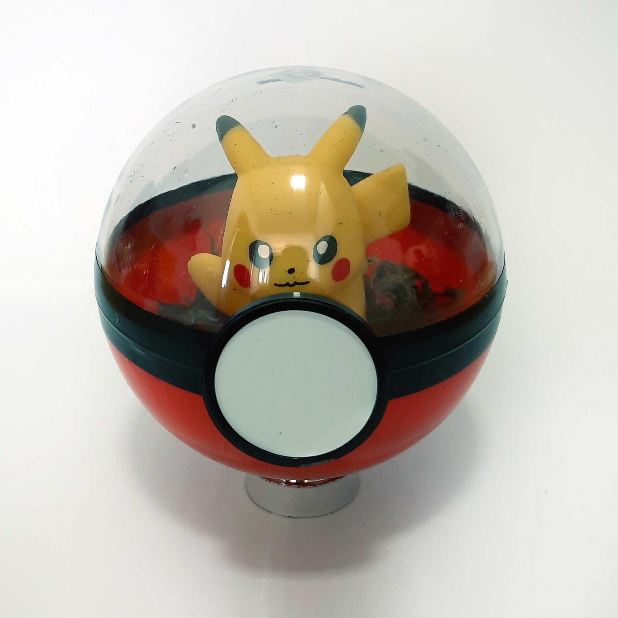 Pokébola Pikachu Pokémon Diversos Modelos
