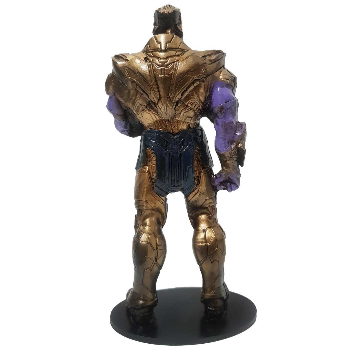 Thanos Boneco Action Figure Vingadores Ultimato 20cm