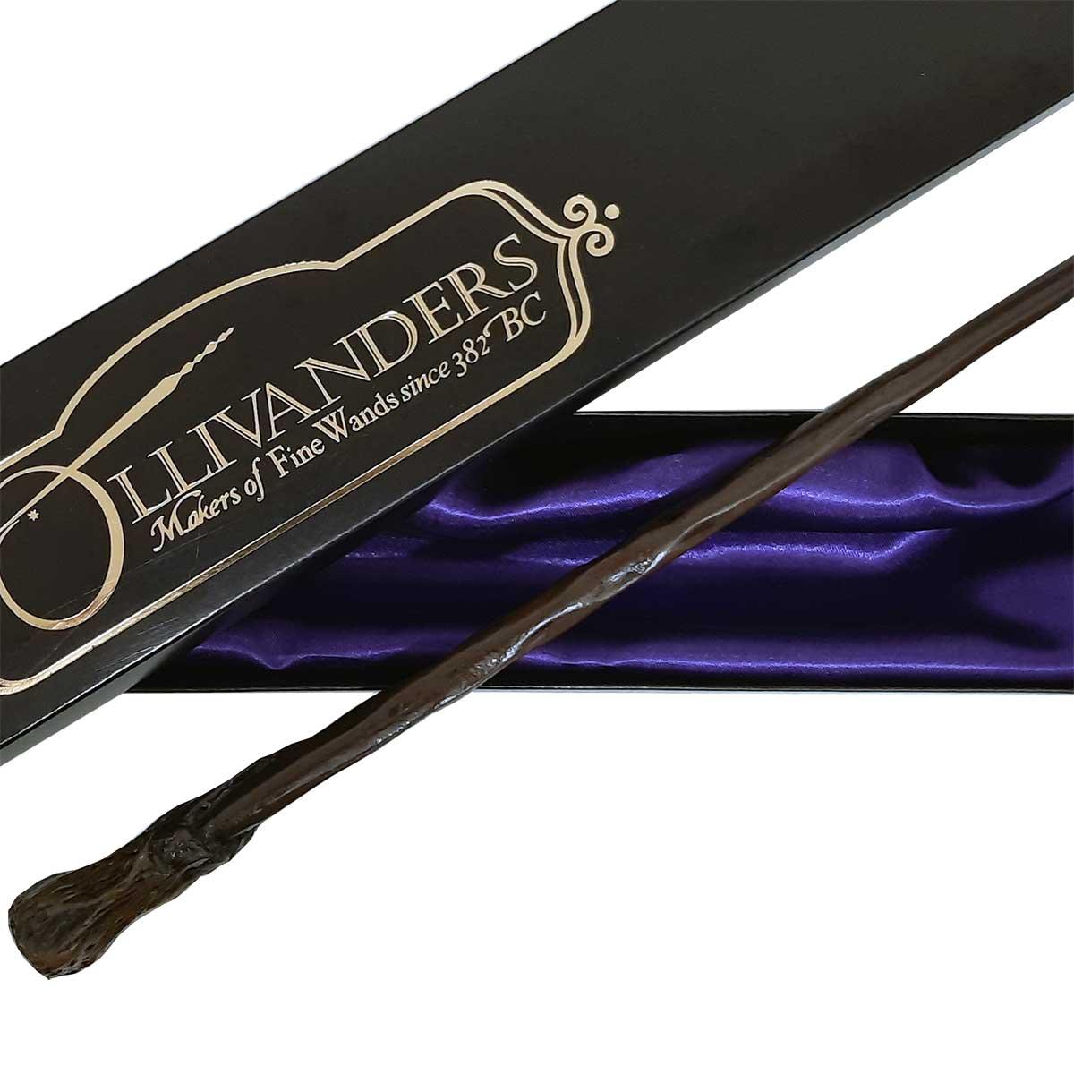 Varinha Rony Weasley de Resina Colecionável Harry Potter Tamanho Real
