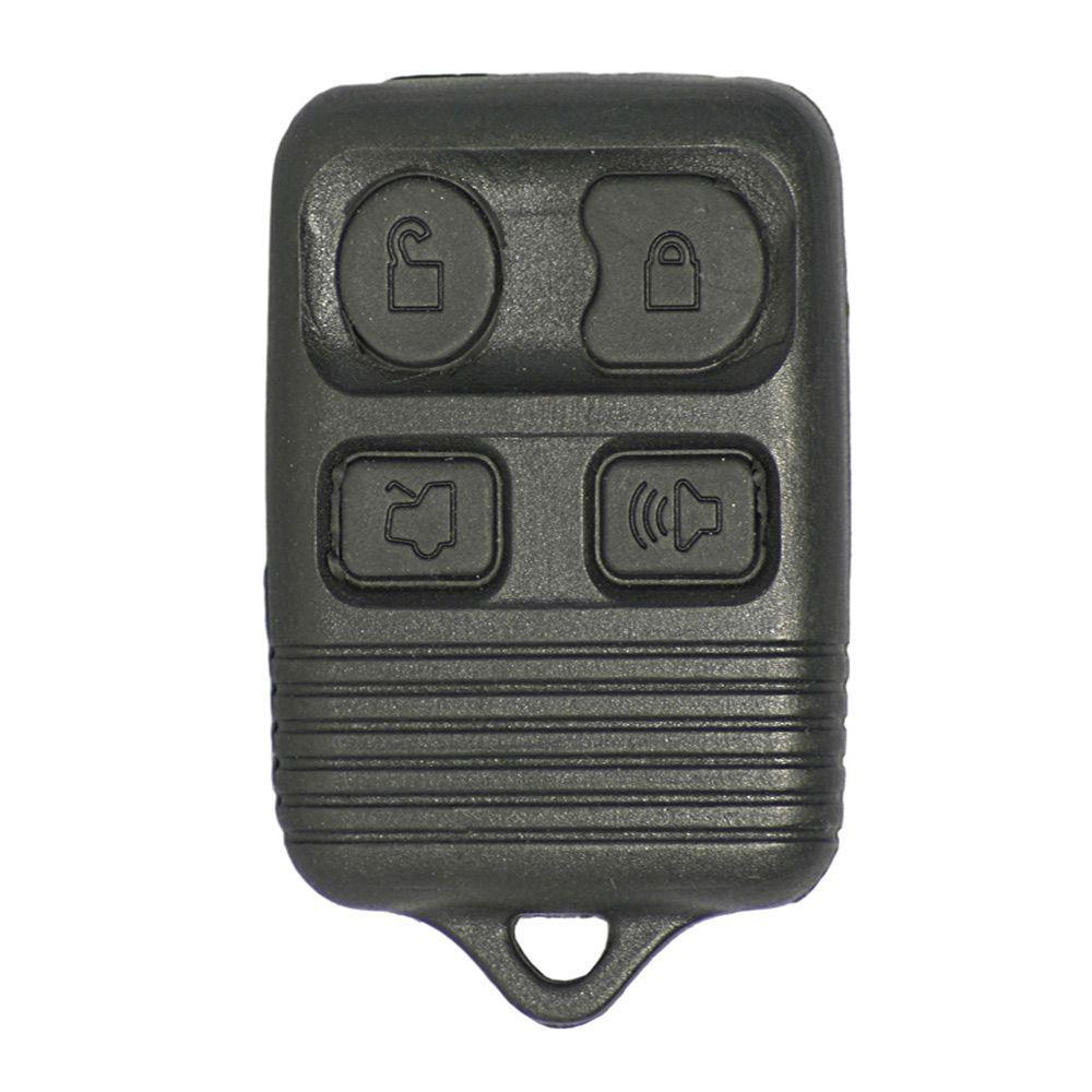 Capa Telecomando Controle Fiesta Ka Ranger 4 Botões
