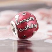 Charm Celebrando O Aniversário Prata925