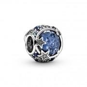 Charm  Estrelas Celestiais Azuis Prata925