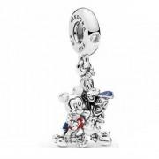 Charm Mickey e Amigos Prata925