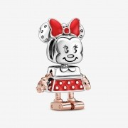 Pendente Minnie Mouse Robô Disney Prata925