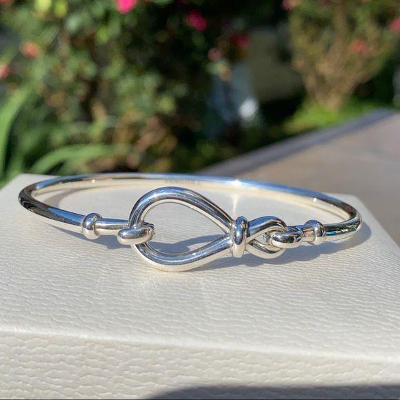 Bracelete Amor Infinito Prata925