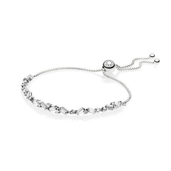 Bracelete Beleza Glacial Prata925