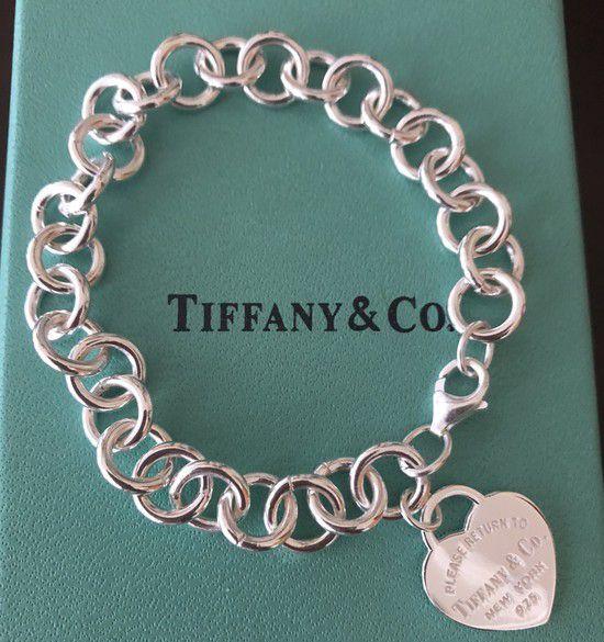Bracelete Elos TiffaPrata925