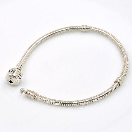 Bracelete Snake Em Prata De Lei 925 (Cód 087)