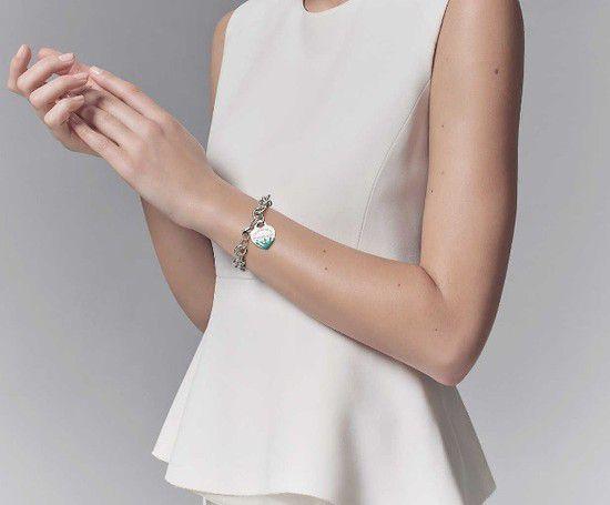 Bracelete Tiffa Color Splash Prata925