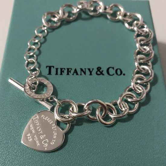 Bracelete Tiffa Prata925