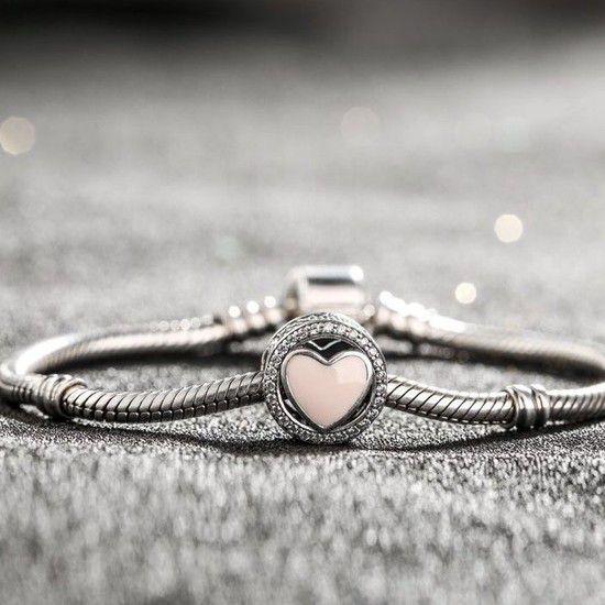 Charm Amor Maravilhoso Prata925