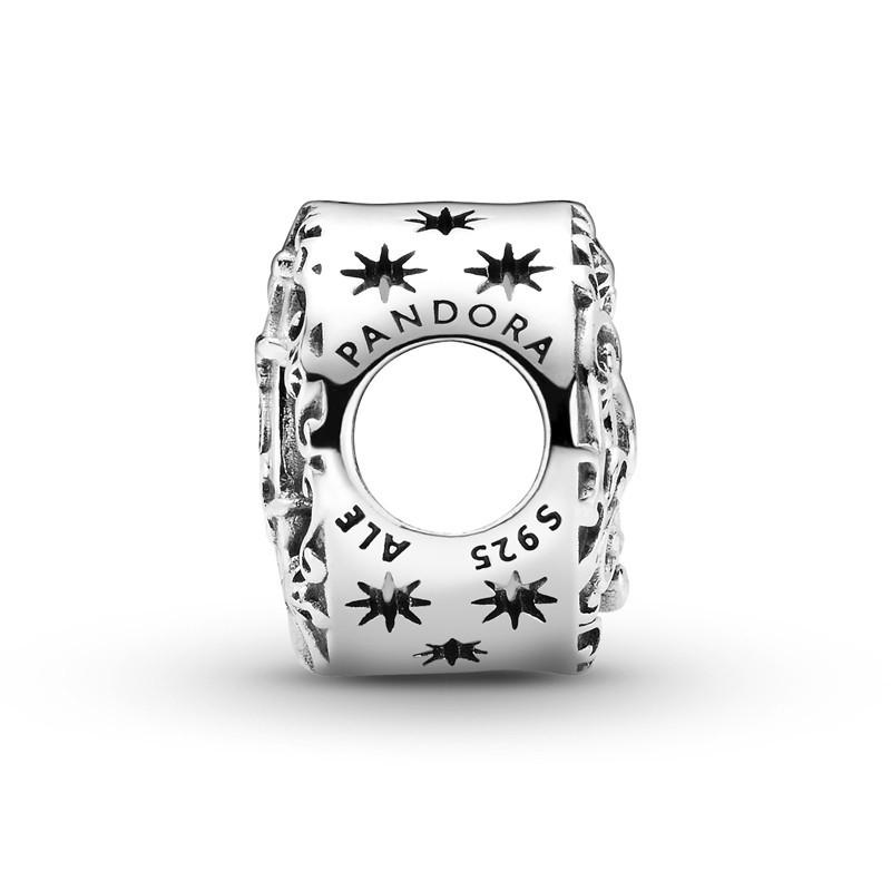 Charm Amuleto de Abóbora da Meia-Noite Prata925