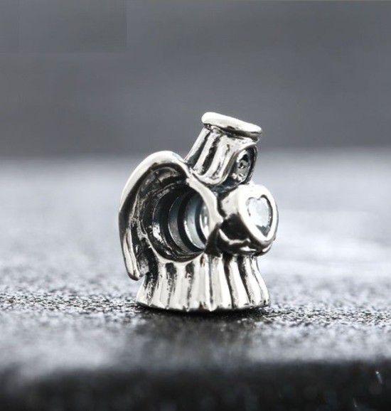 Charm Anjo Do Amor Prata925