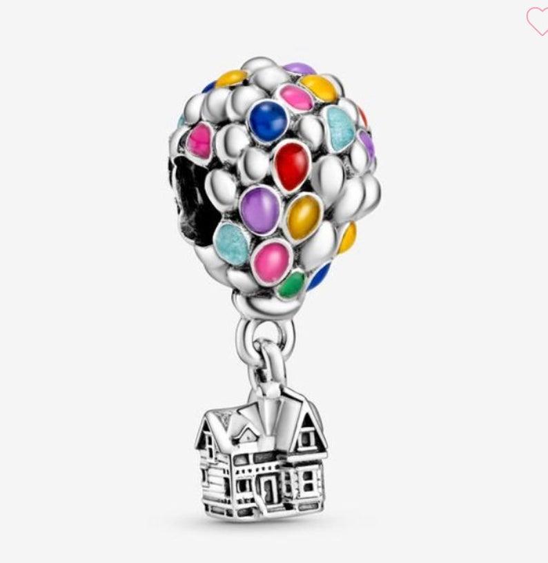 Charm Balão Up Aventuras Prata925